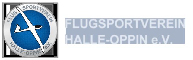 Flugsportverein Halle-Oppin e.V. Logo